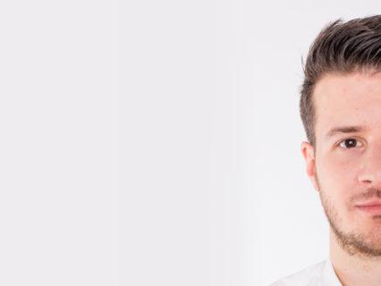 Florian, Gründer und Entwickler des SolMates