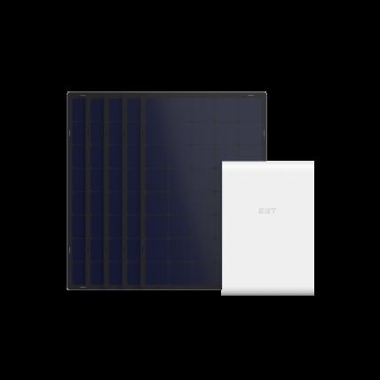 SolMate B, das Plug- in Photovoltaik- und Speichersystem für den Balkon