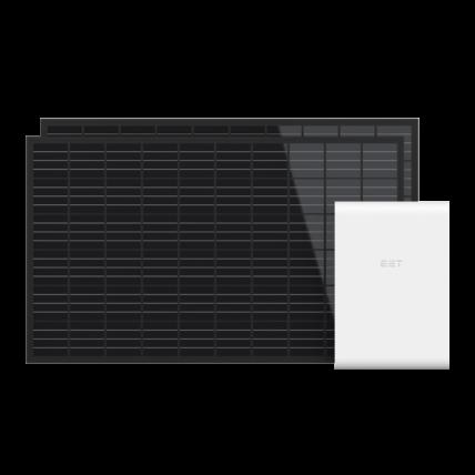 Photovoltaikspeicher für die Steckdose SolMate von EET