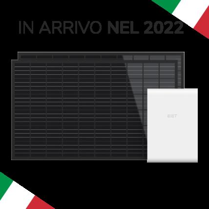 Con il nostro Sistema di accumulo fotovoltaico potrai risparmiare