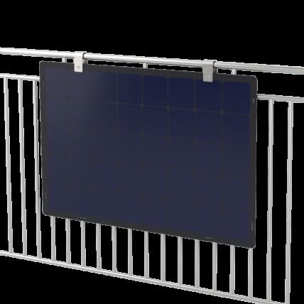 I ganci per il sistema fotovoltaico per la presa